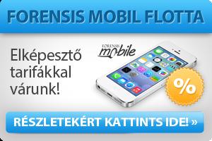 Forensis mobil flotta