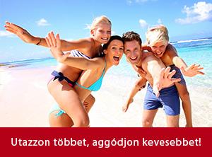 Utazási biztosítás 20% kedvezménnyel Forensis tagoknak